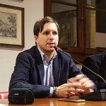 Il sindaco di Tresana e coordinatore provinciale di Forza Italia, Matteo Mastrini