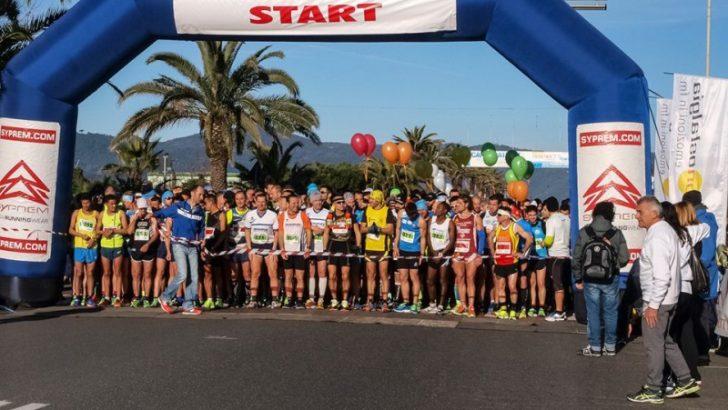 Atletica: successo per la White Marble Marathon