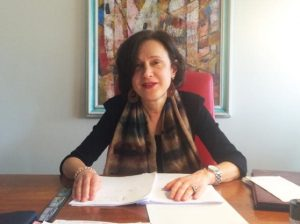 Maria Letizia Casani, futura direttrice generale dell'ASL