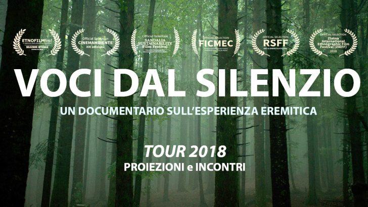 """""""Voci dal silenzio"""" un film-documentario sull'esperienza ascetica"""