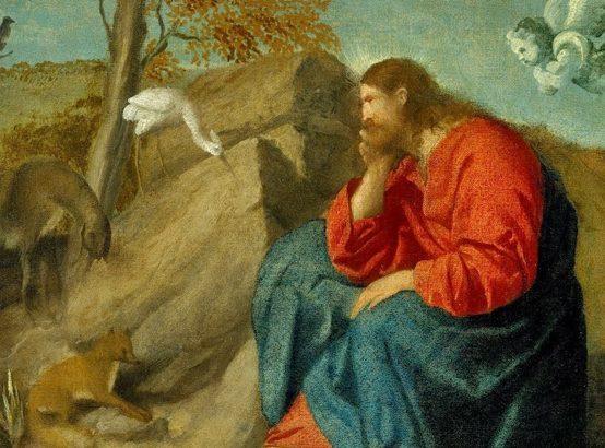 Resta con noi, Signore Gesù, nell'ora della prova