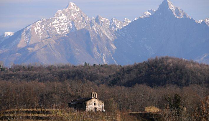 San Rocco in Vallescura, l'oratorio dimenticato