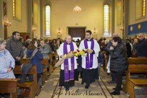 Arpiona di Mulazzo, 10 marzo: l'ingresso del nuovo parroco don Marco Giuntini con don Stefano Pappalardo