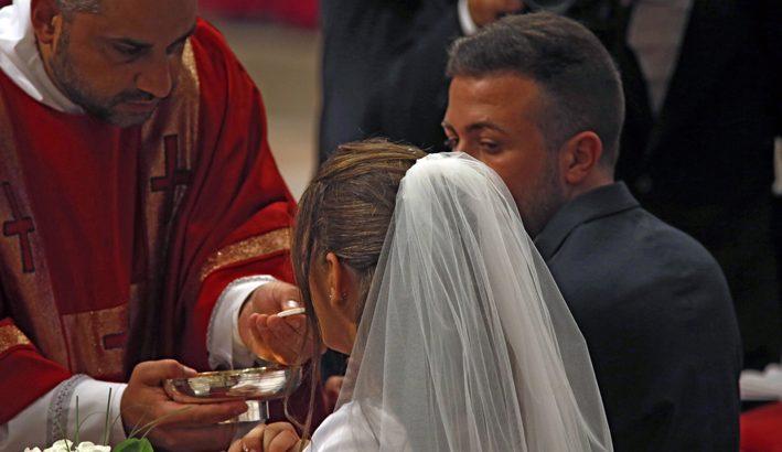 Italia fanalino di coda anche nei matrimoni