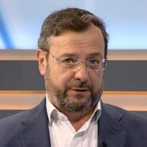 Andrea Fagioli, direttore di Toscana Oggi