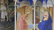 L' Annunciazione ha ispirato l'arte di grandi maestri