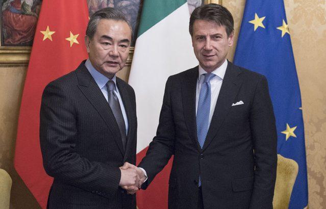 Italia debole se va  da sola con la Cina sulla Nuova Via della Seta