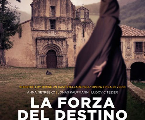 """Al """"Manzoni"""" di Pontremoli il 2 aprile la Forza del Destino"""