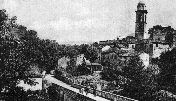 La popolazione di  Valdantena nel 1841