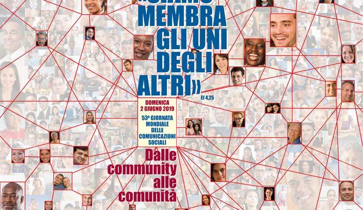 I social network, una risorsa se creano comunione