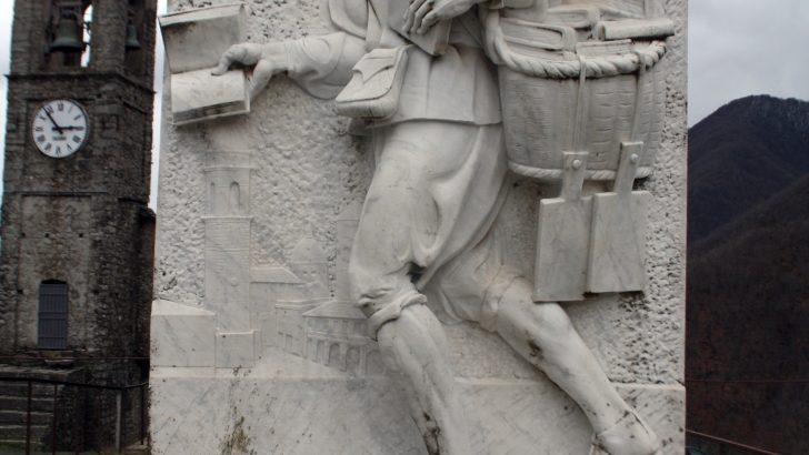 Al via il restauro del monumento simbolo di Montereggio e dei suoi librai