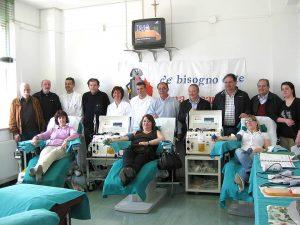 Un Plasma Day al centro trasfusionale di Pontremoli