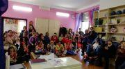 Festa dei tre Centri di socializzazione handicap lunigianesi a Quercia