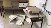 Licciana Nardi: vandali entrano nella primaria di via Roma