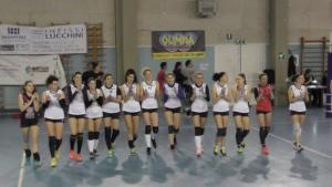 Le ragazze del Volley Podenzana