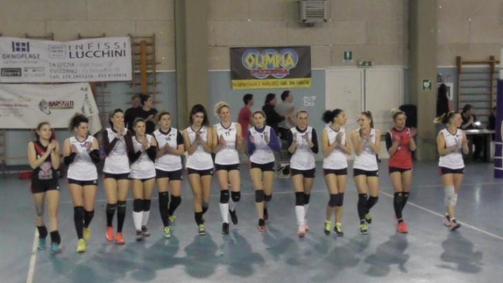 Volley: in Volley Podenzana torna a vincere. Successo anche per l'Orsaro Filattiera e il Volley Lunigiana