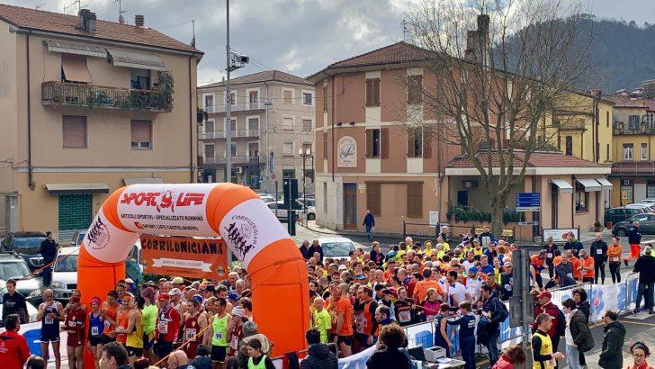Ferlazzo e Bertucelli i primi vincitori del Corrilunigiana 2019