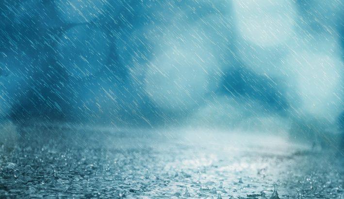 Dopo sole e vento di marzo, ecco la pioggia di aprile!