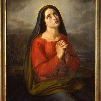 Il dolore della Madonna nell'iconografia della Passione
