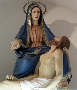Madonna Addolorata. Pieve di Vignola