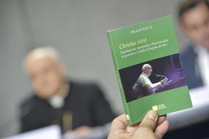 Vaticano, 2 aprile 2019: presentazione della Esortazione Apostolica
