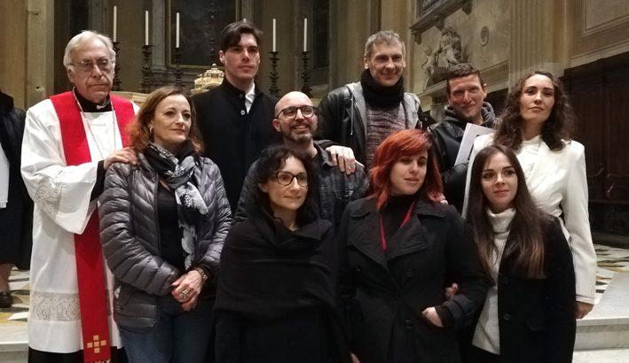 """Nel Duomo di Massa """"la Via Crucis  è la nostra storia"""""""