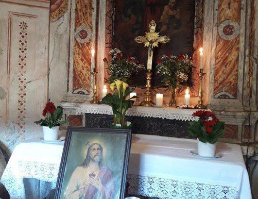Nel Venerdì santo, una tradizione centenaria nel territorio della pieve di Codiponte