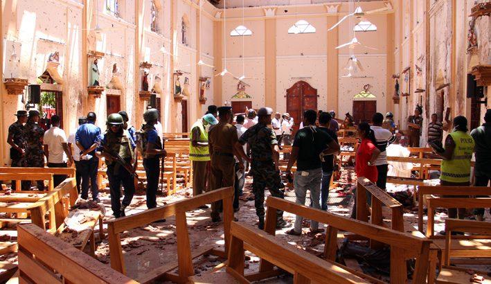 """Sri Lanka: """"Morte e violenza non avranno l'ultima parola"""""""
