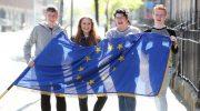 Sei italiani su 10 sono favorevoli all'Ue