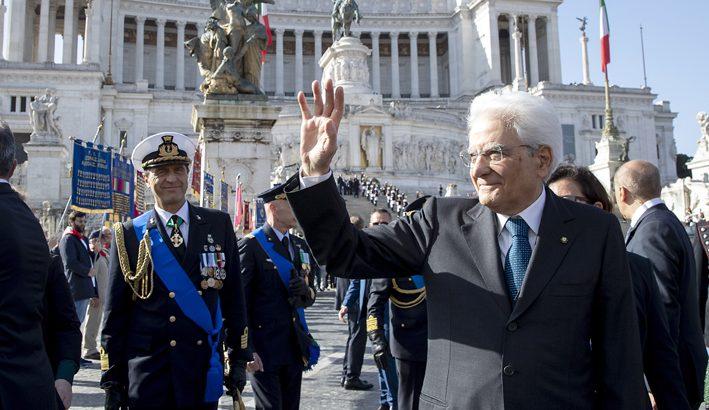 Il discorso per il 25 aprile e la lettera sulla legittima difesa: le parole chiare del Presidente Mattarella