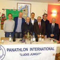 Il Panathlon Club rende omaggio al Basket