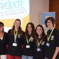 """Quattro ragazze della Lunigiana vincono le Olimpiadi nazionali di """"Debate"""""""