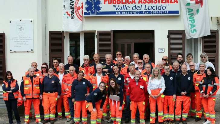 La P.A. della Valle del Lucido continua la sua opera al servizio della popolazione