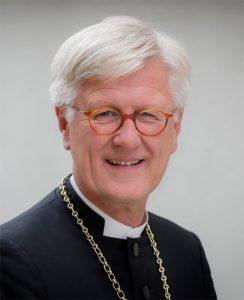 Heinrich Bedford-Strohm, presidente del Consiglio della Chiesa evangelica in Germania (End)