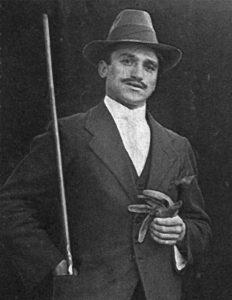Il pontremolese Luigi Beghetti