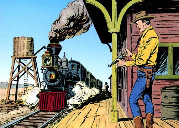 """La ferrovia: quel """"cavallo di ferro"""" combattuto dagli indiani"""