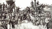 Da 150 anni la ferrovia unisce gli USA