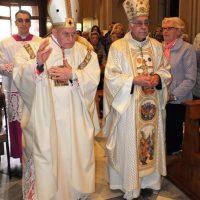 La festa di Maria Madre del Buon Consiglio con il card. Ernest Simoni