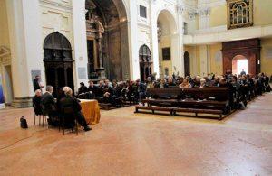 Un momento del convegno nazionale della FISC