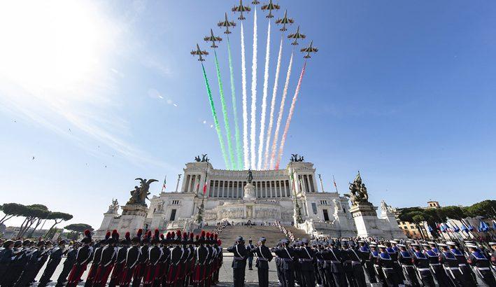 2 giugno, buon compleanno Repubblica!