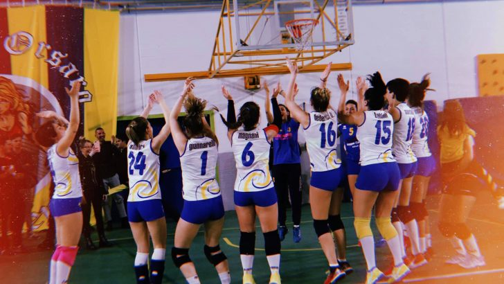 Volley: Orsaro vincente e vola in serie D