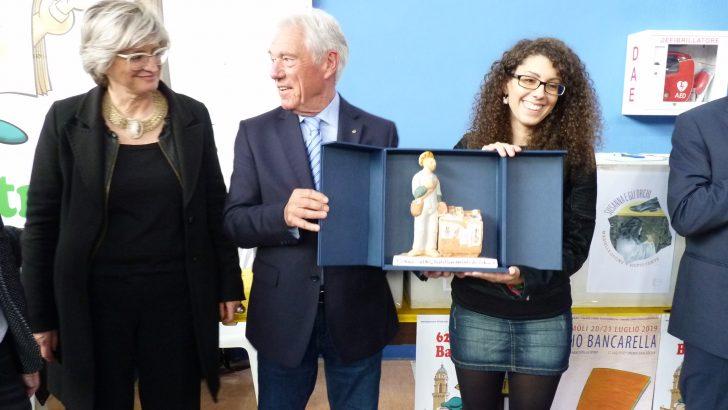 Bancarellino: per la prima volta vince una scrittrice locale