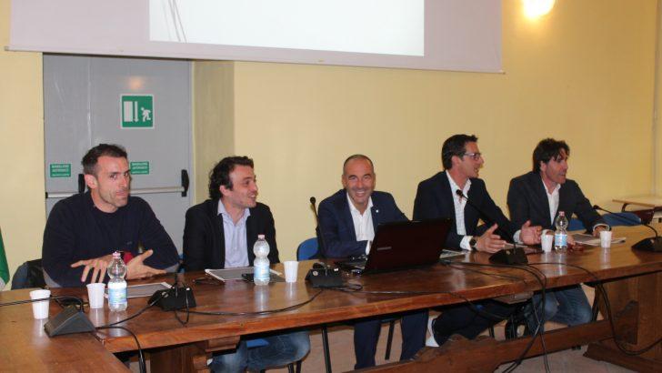 """Presentato il percorso della """"Ciclovia dei Castelli"""""""
