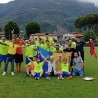 Calcio: il Serricciolo batte nella finalissima il Monsummano e conquista la Promozione
