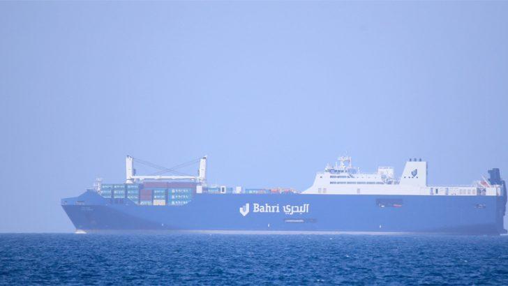 Ancora container di armi su navi saudite