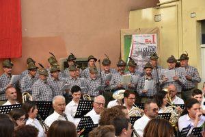 """Il Coro ANA """"Monte Sillara"""" di Bagnone"""