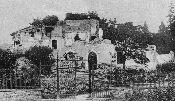 Un secolo fa il terremoto nel Mugello