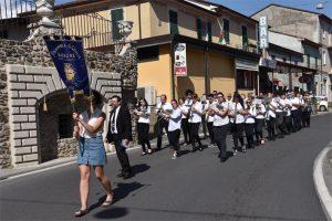 """La Filarmonica """"S.Cecilia"""" di Bagnone"""