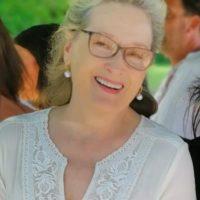 Le star passano in Lunigiana, Meryl Streep a Pontremoli