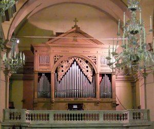 L'organo di Bagnone